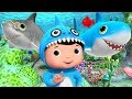 Baby Shark Dance | +More Nursery Rhymes & Kids Songs | Little Baby Bum