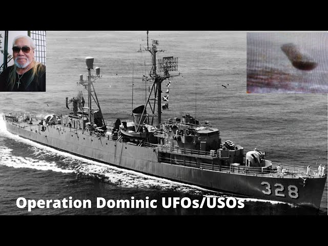 Livestream w/ David Noble Whitecrow—USS Finch and Nimitz UFO Encounters Update