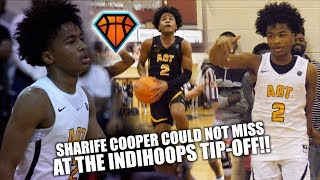Sharife Cooper COULD NOT MISS at the IndiHoops Tip-Off!! | TOP 2020 Point Guard in GA?!