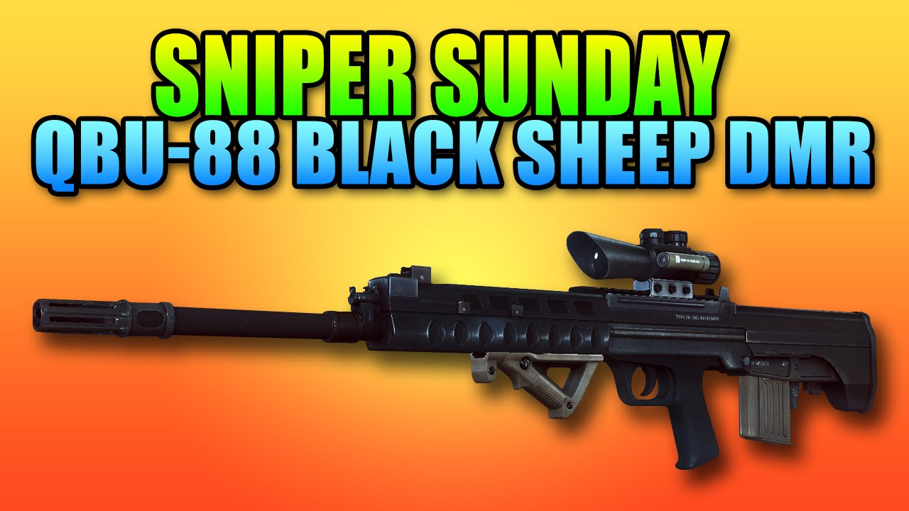 Download Sniper Sunday - QBU-88 The Almost Amazing DMR   Battlefield 4 Mastery Gameplay