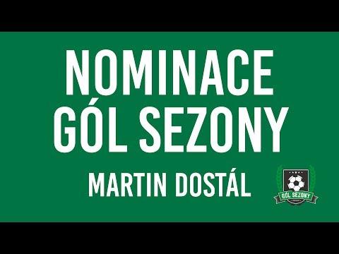 NOMINACE GÓL SEZONY | Martin Dostál