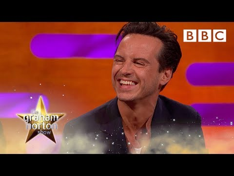 Andrew Scott MORTIFIED By Sexual Fleabag Confessions  😈 | The Graham Norton Show - BBC
