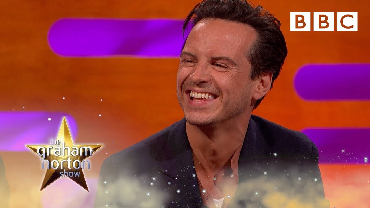 Download Andrew Scott MORTIFIED by sexual Fleabag confessions  😈 | The Graham Norton Show - BBC