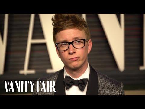 "Tyler Oakley's Oscar Red Carpet ""The Ones That Got Away"""