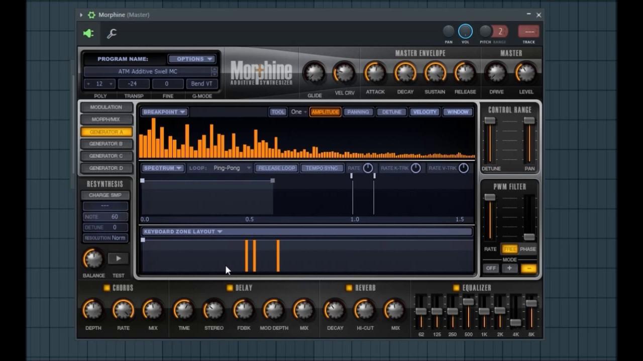 Fl studio morphine free. download full