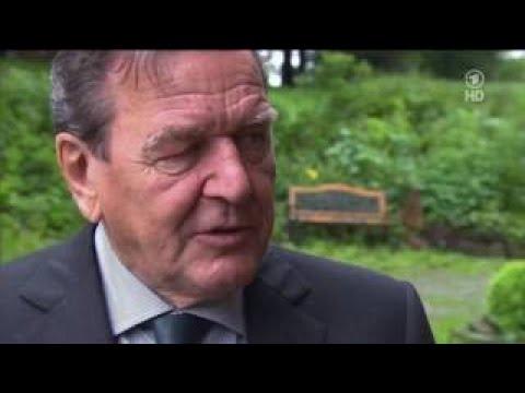 Deutschland Dokumentarfilm Gerhard Schröder Die komplette Story