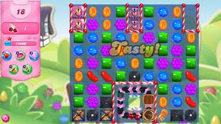Candy Crush Saga Level 3741 NO BOOSTERS