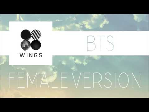 BTS - Two! Three! (Still Wishing There Will Be Better Days) [FEMALE VERSION]
