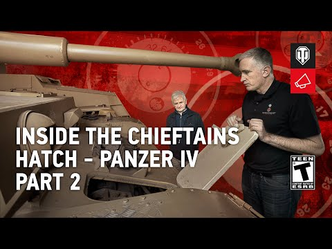Inside The Chieftain's Hatch - Panzer IV Pt.2