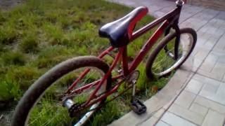 как сделать BMX самому  Бюджетный вариант