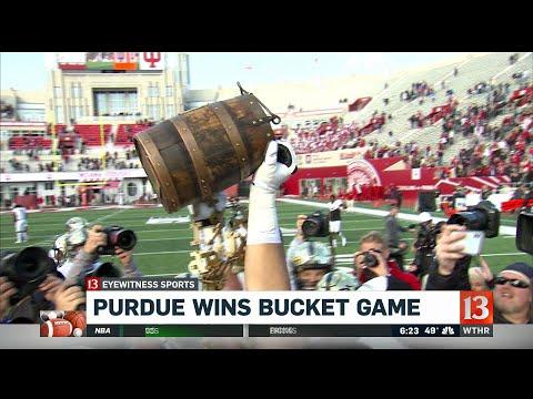 Purdue Defeats IU 28-21