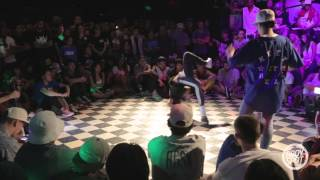 Kate vs Miharu - Bgirl Quarterfinals Outbreak Hiphop Festival 10-Year Anniversary