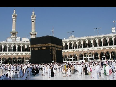 Makkah & Madinah Street Life Scenes People Saudi Arabia Travel Video
