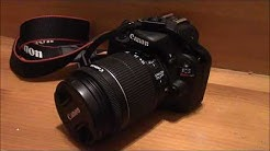 Canon EOS Rebel SL1/100D Review Part 2: Image Quality