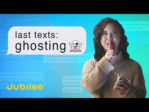 People Read Their Last Ghosting Texts