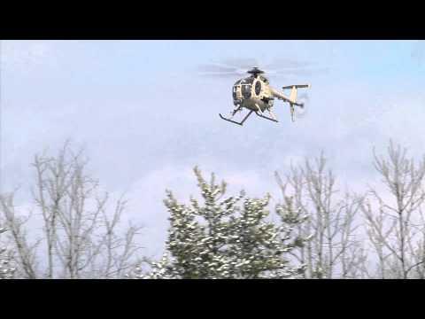 ONR AACUS - Aurora Flight Sciences flight demo