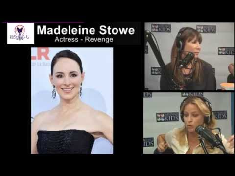 Mending Kids On Air with Madeleine Stowe