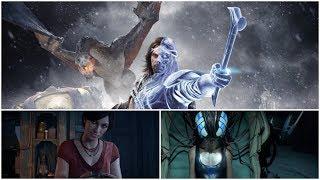 видео Middle-earth: Shadow of War анонс и дата выхода