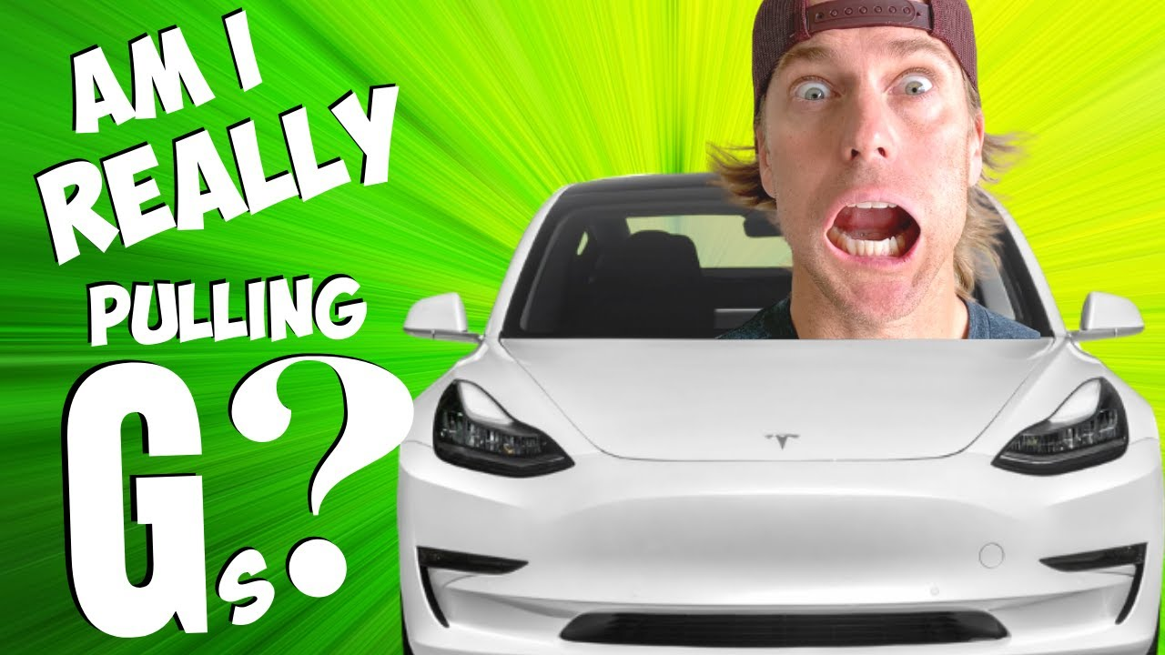 How Many Gs Can You Pull in a Tesla?