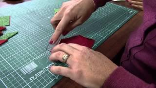 Mulher.com 28062013 Claudia Niero - Origami em tecido Parte 12