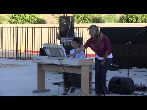 Pinnacle Pointe Academy Talent Show - Misty Midnight Garden