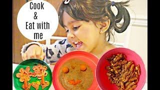 What my 2 year old eats in a day/Weight Gain recipes for Kids
