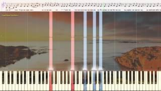 Сопрано - МОТ feat Ани Лорак  (Ноты и Видеоурок для фортепиано) (piano cover)