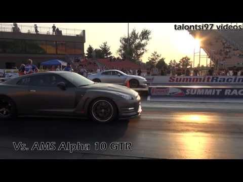 John Shepherd AMS Alpha16 GTR goes 8.2@172!!!