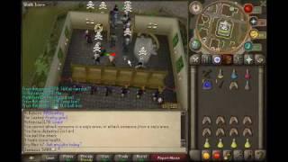 Runescape PVP - Jamezzz 5000 Vid 3 [50m loot] D claws, tassets pk - Morrigan pking