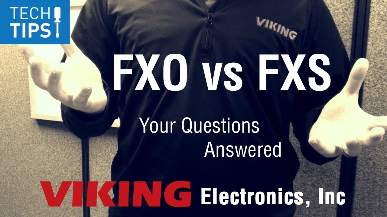 Download FXO VS FXS Ports - Know the Difference!
