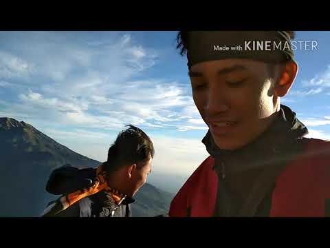 Antara aku dan para bule. (Nglayab Mt.Merapi part 2)