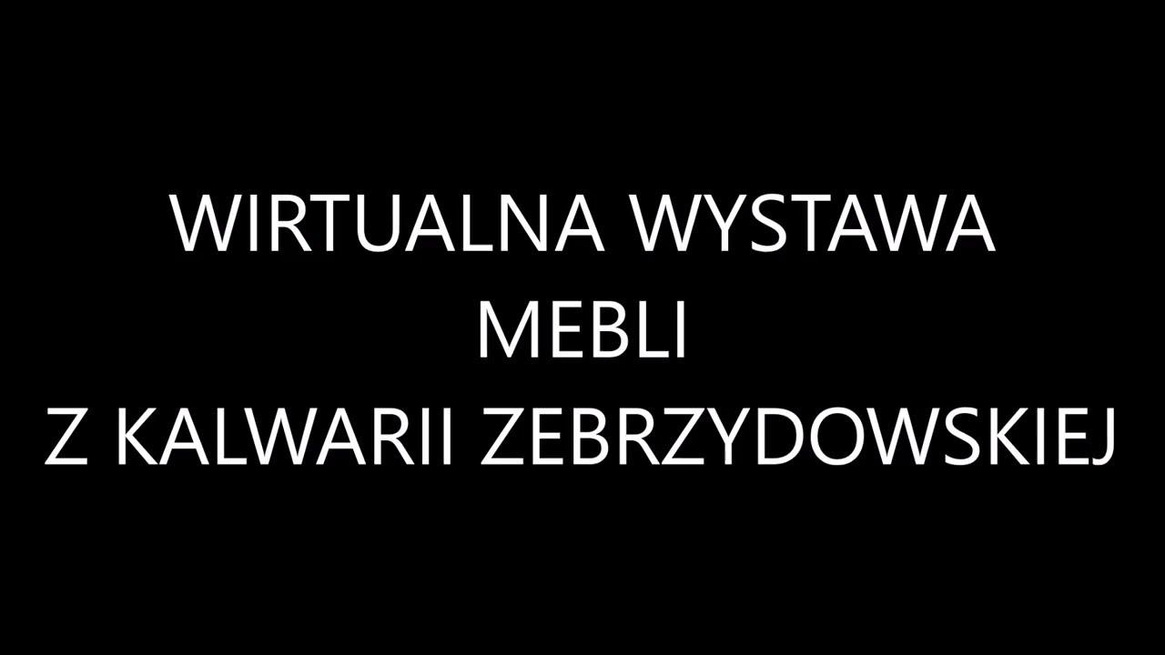 Meble kalwaria zebrzydowska