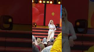 Halsey Alone Live From NYC S Good Morning America 6 1 18
