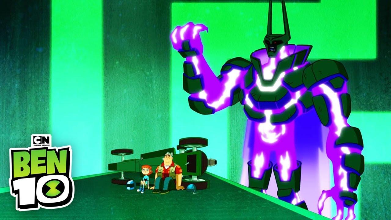 Ben 10 Ben Under Mind Control Cartoon Network Youtube