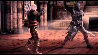 The Witcher 1 - Epilogue - The End Cinematic