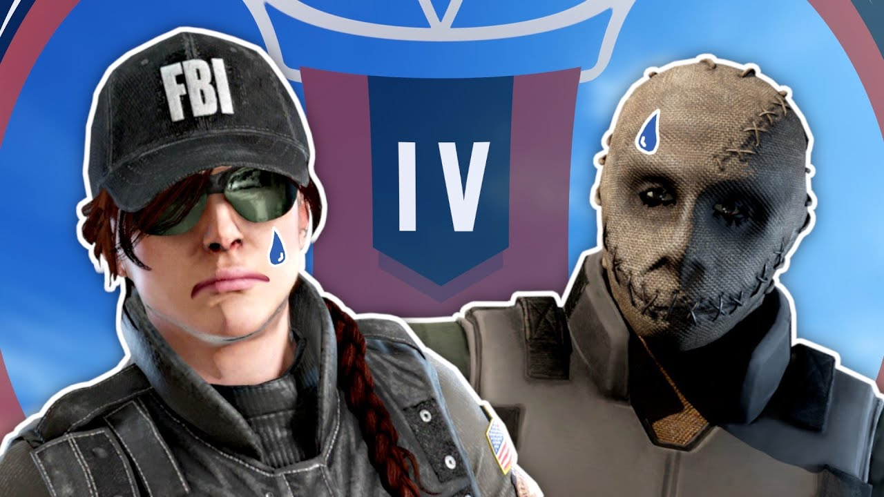 RAINBOW SIX SIEGE IN A NUTSHELL