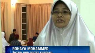 Polygamie in Malaysia: ein Mann, vier Frauen, 17 Kinder