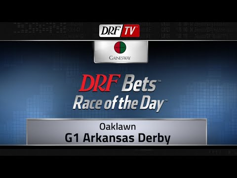 Saturday Race of the Day - Arkansas Derby 2018