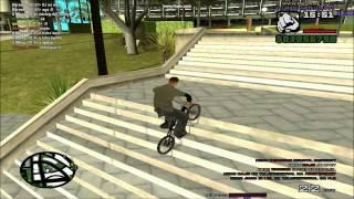 GTA-Freeroam BMX