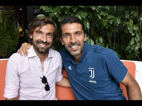 Ciao America! Pirlo welcomes Juventus to New York