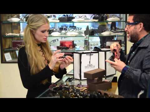 Thumbnail: What to do when your Paris Hilton and you have $4200 to spare.....Buy Sunglasses and vogue of course