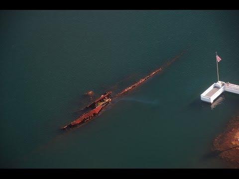 American Artifacts: USS Utah Memorial at Pearl Harbor