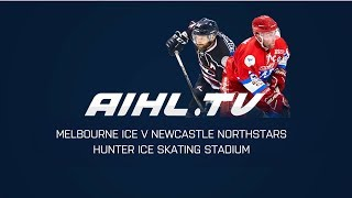 Melbourne Ice @ Newcastle Northstars (24/06/2018)