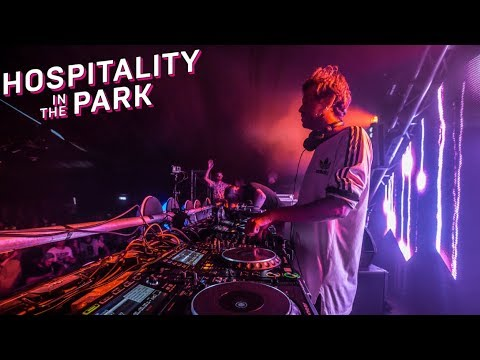 Etherwood @ Hospitality In The Park 2017