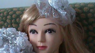Сказочной красоты шляпка для невесты и не только...