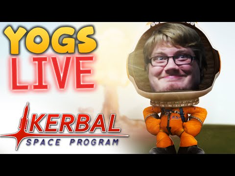 2 Guys Docking - Kerbal Space Program Multiplayer Mod w/ Duncan & Turps - 15th February 2016