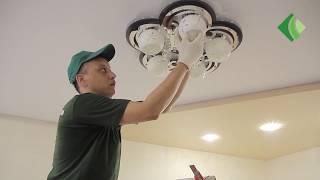 Как повесить люстру на натяжной потолок(, 2019-07-05T04:55:19.000Z)