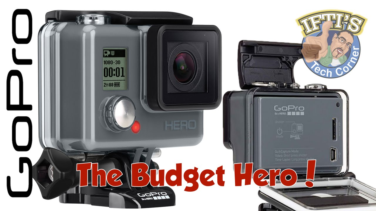 Camera Hero Action Cam 2014 gopro hero the ultimate budget action camera review review