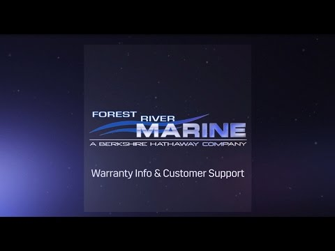 Forest River Marine Warranty Info & Customer Support