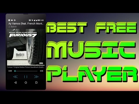 (Free)Top 3 Best Music Player for Android 2015-2016